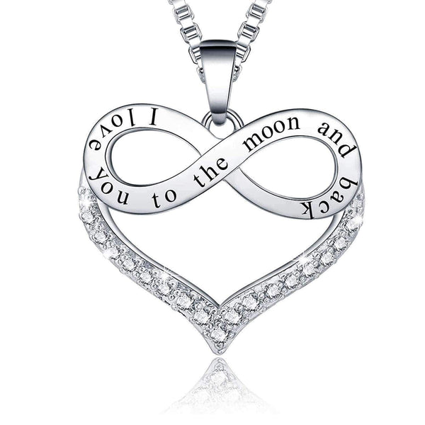 To My Wife - LoveCube w/ Necklace - PB1233-S4