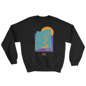 Trails Rising Sun Sweatshirt