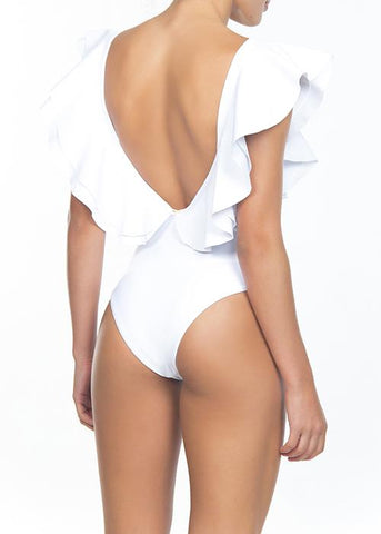 Alex white one piece