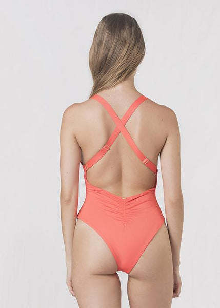 Lukas Brigth Orange  One Piece