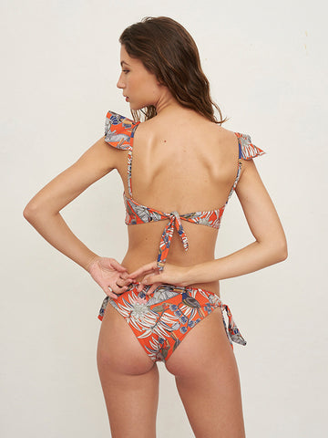 Constance Carrot Print Bottom