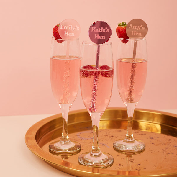 Hen Party Drink Accessories