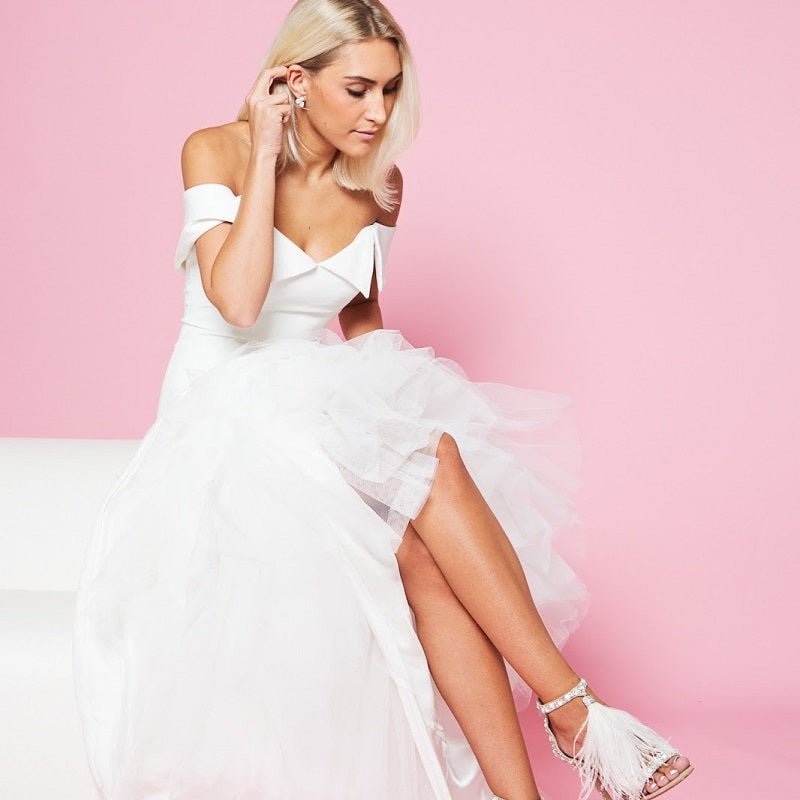 11 x things NOT to during the wedding dress search | With Bridal Editor
