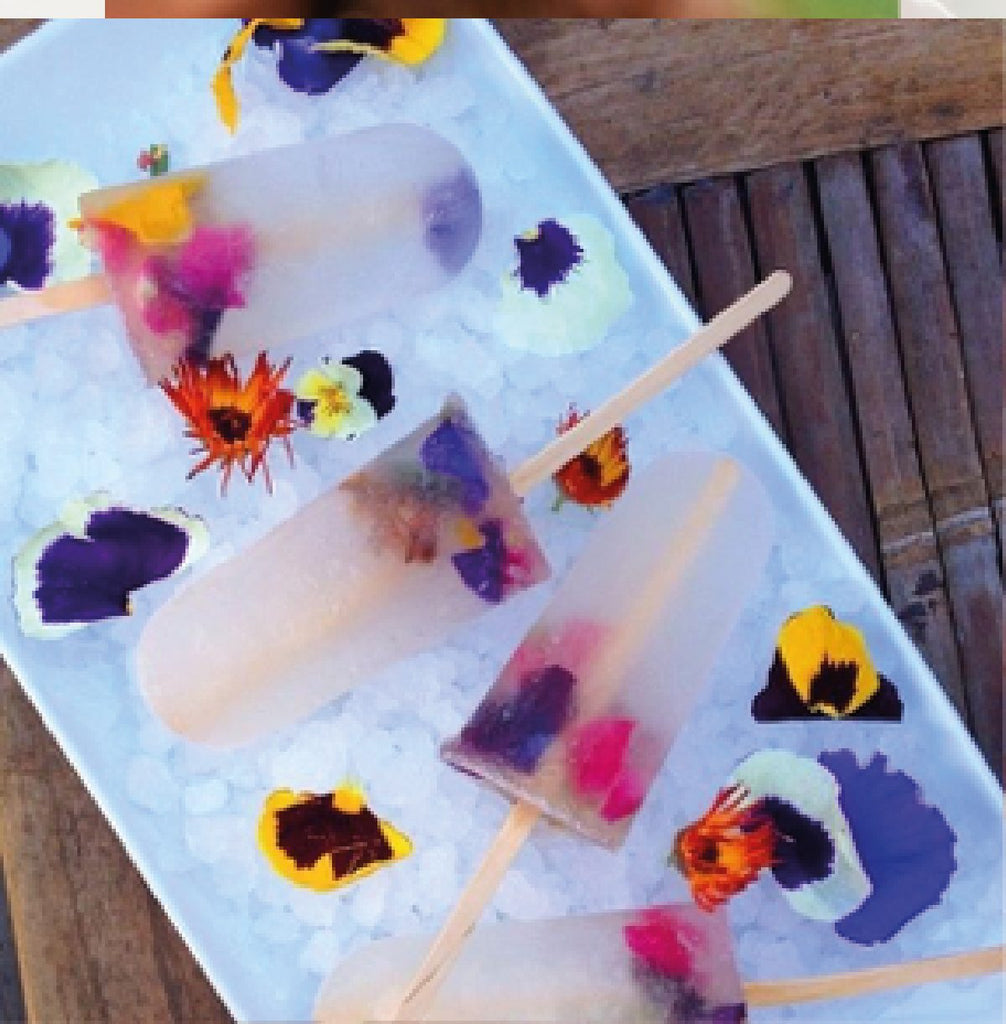 Edible Flowers and How to Use Them | Hen Party Food