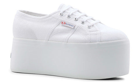 Superga wedding trainers