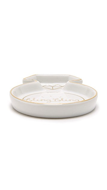 Bling Bling Trinket Tray Engagement Jewellery Dish