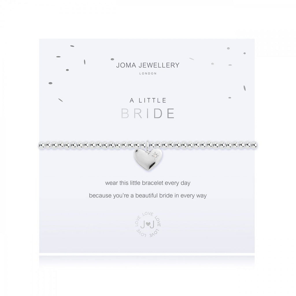 A Little Bride Bracelet | Bride Jewellery - Team Hen