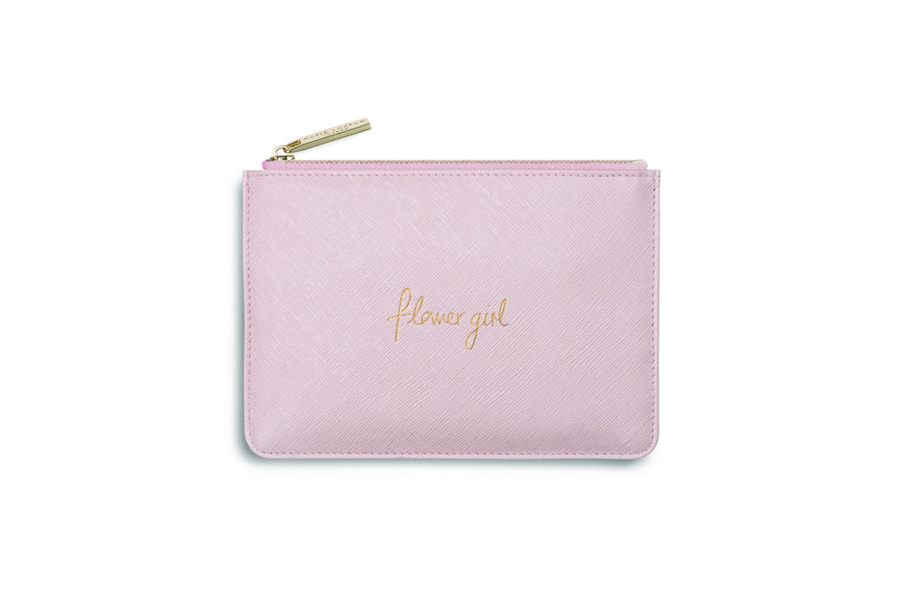 Flower Girl Perfect Pouch
