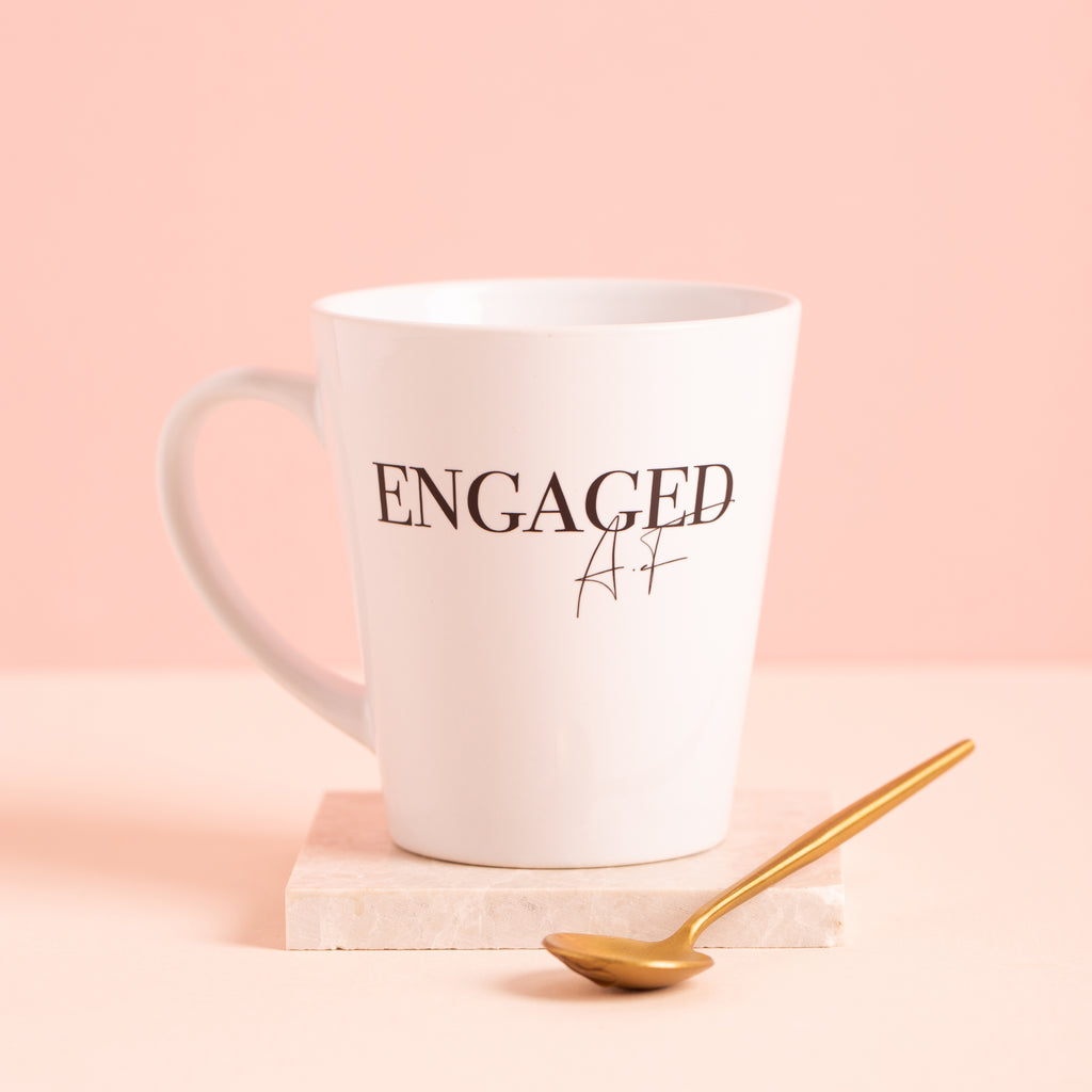 The Bride Latte Mug | Bride Wedding Planning Mug - Team Hen