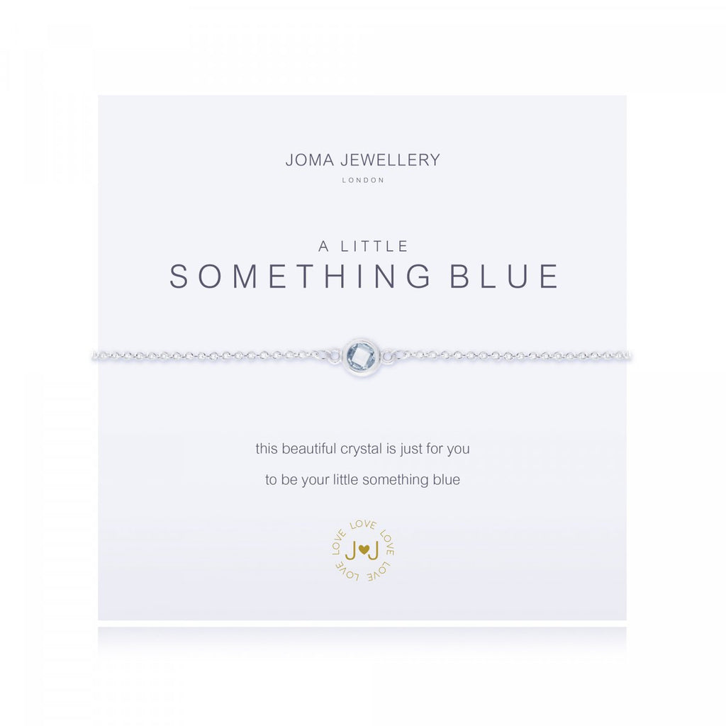 A Little Something Blue Bracelet | Bride Jewellery - Team Hen