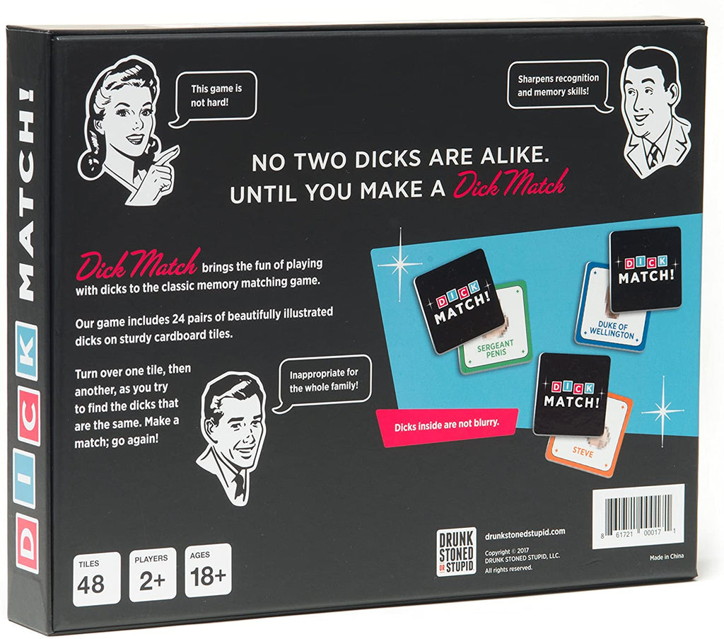 Dick Match | Hen Party Game