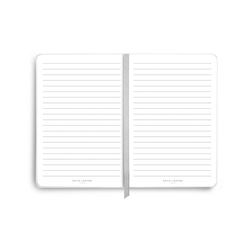 Brides Notes A5 Leatherette Notebook | Katie Loxton Bride Notebook