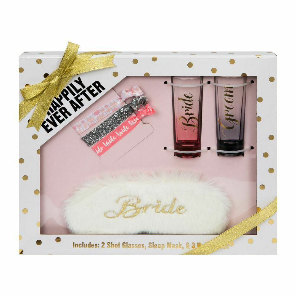 Happily Ever After Bride Gift Set | Bride to Be Gifts - Team Hen