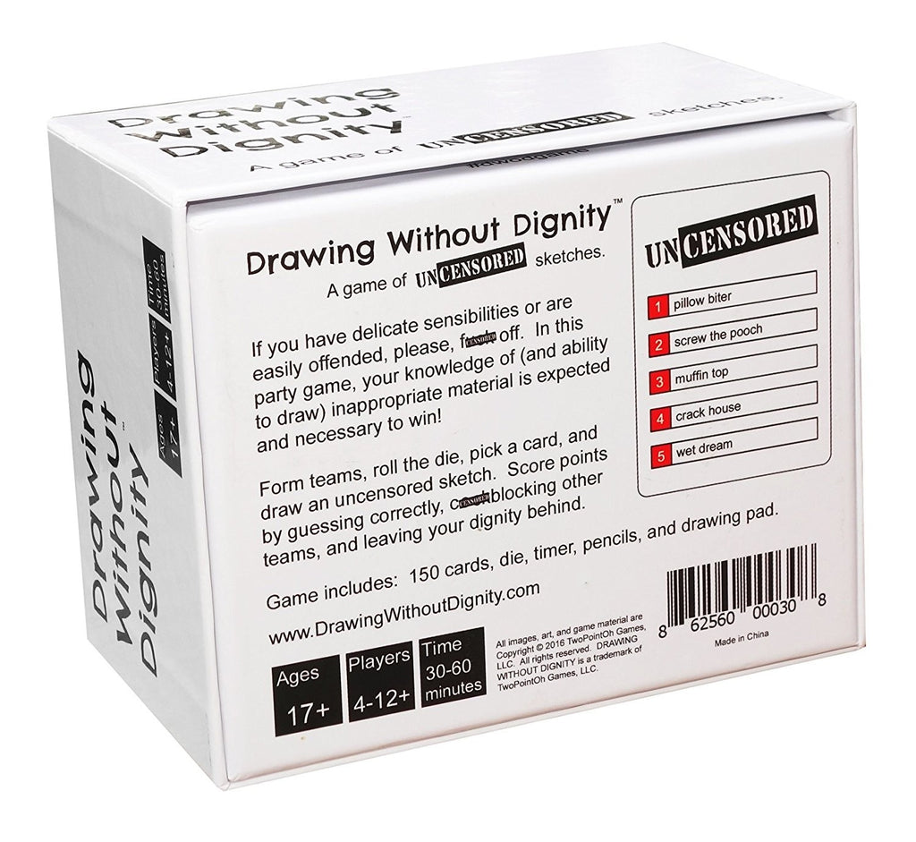 Drawing Without Dignity | Hen Party Game