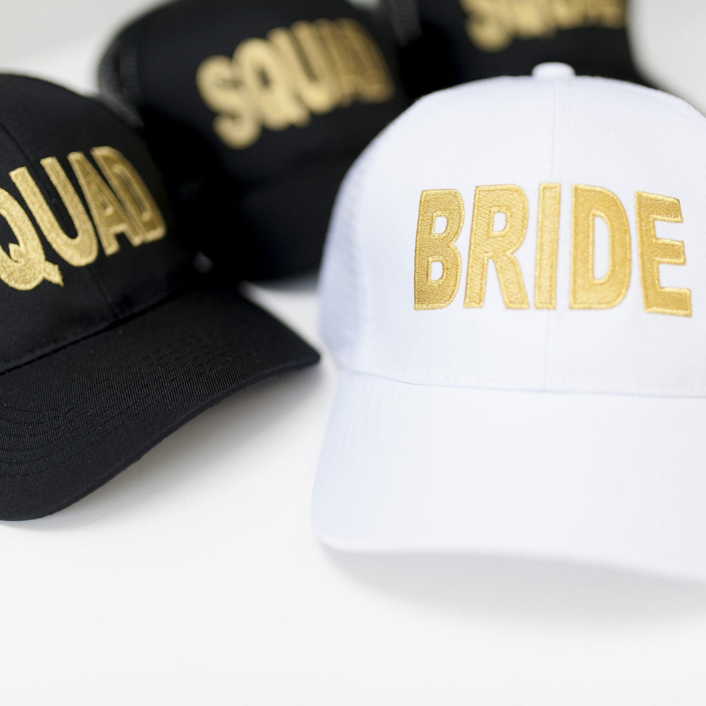 Bride Hen Party Baseball Cap