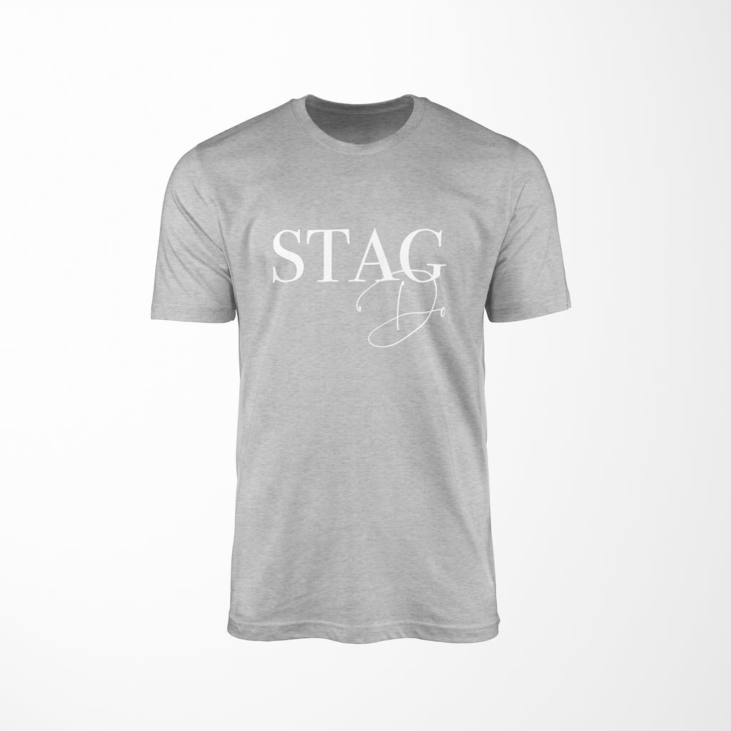 Stag Do T-Shirt | Double Sided