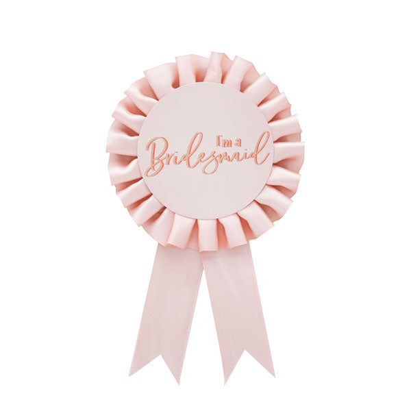 Mother of the Bride Rosette