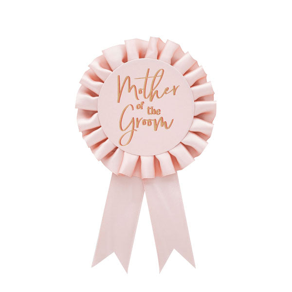 Bride to Be Rosette