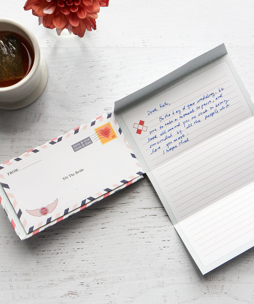 Letters to the Bride Book