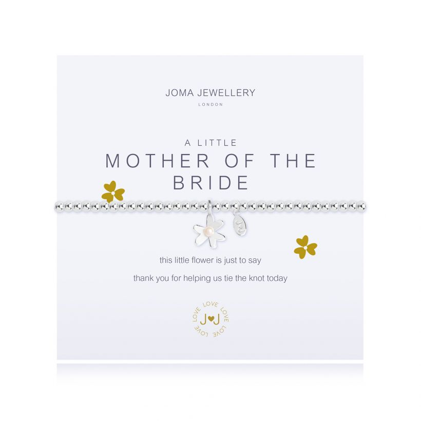Mother of the Bride Bracelet | Mother of the Bride Gifts - Team Hen