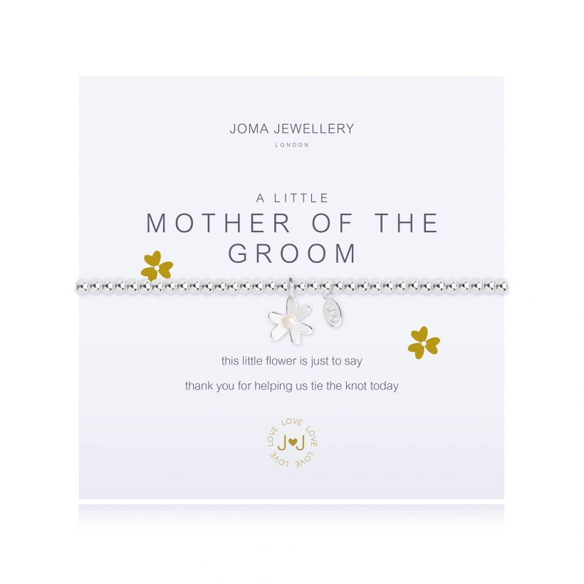 Mother of the Groom Bracelet | Mother of the Groom Gifts - Team Hen