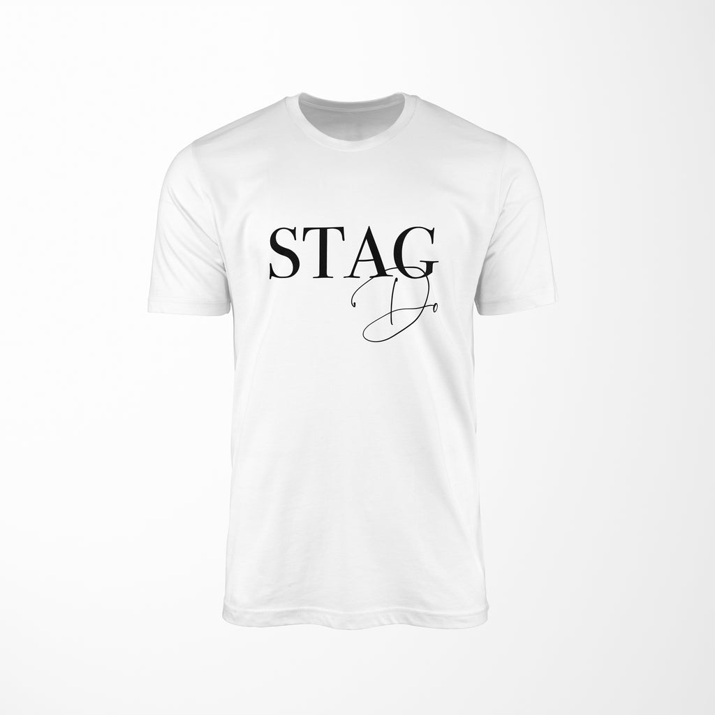 Stag Do T-Shirt | Single Sided
