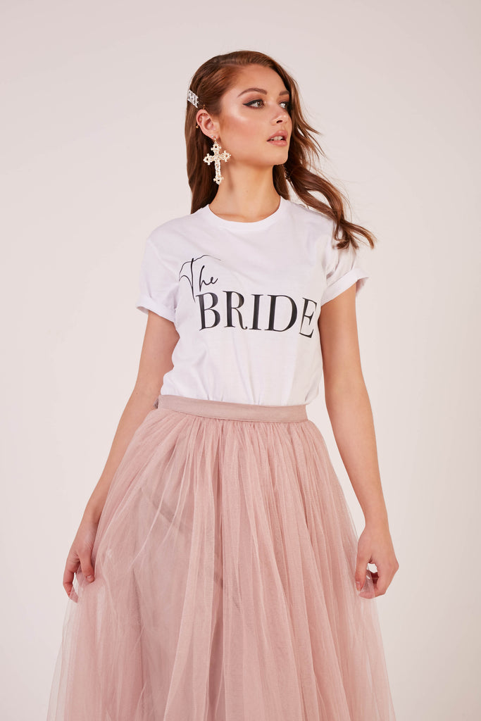 The Bride T-Shirt | Single Sided - Team Hen