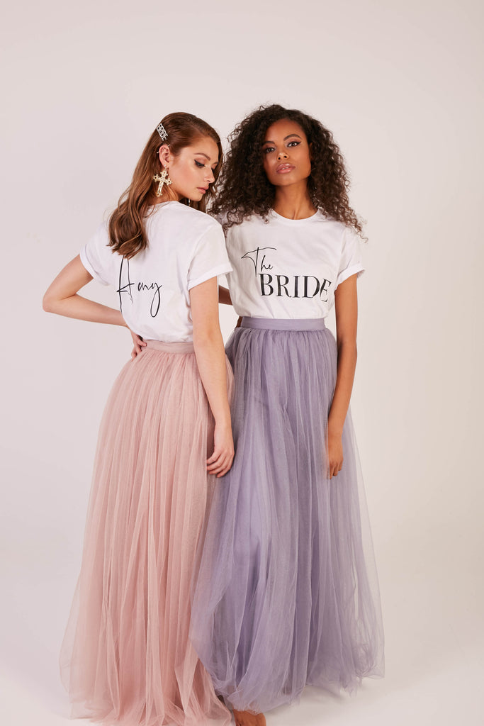 The Bride T-Shirt | Double Sided