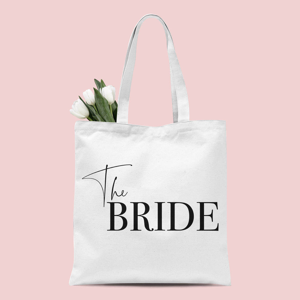 Bride Squad Tote Bag | Hen Party Accessories - Team Hen