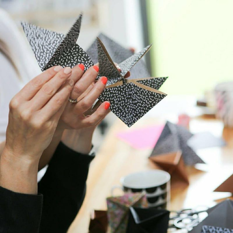 Origami Hen Party Workshop