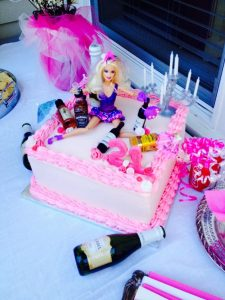 HEN PARTY CAKE IDEAS