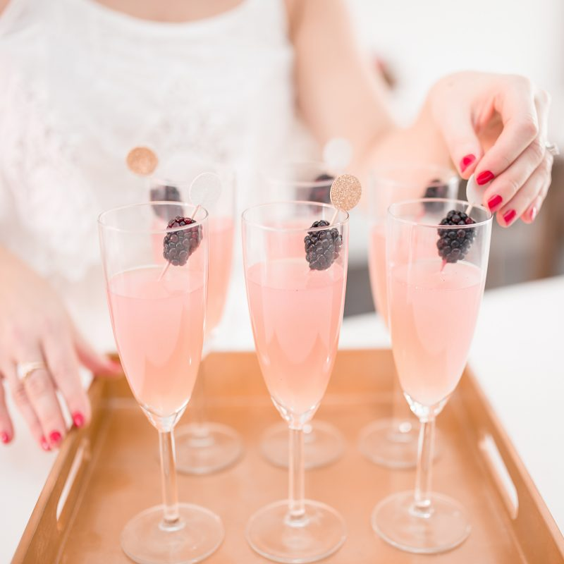 Classy Hen Party Cocktails