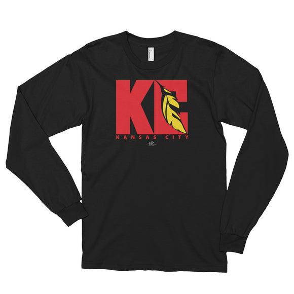 KC Feather - Long Sleeve T