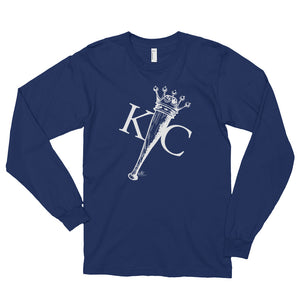 KC Bat Long Sleeve T-Shirt