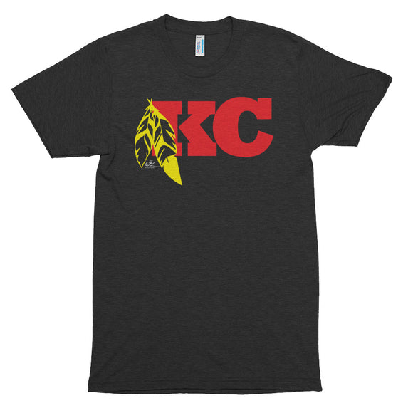 KC Feather Alt - Black - Crew