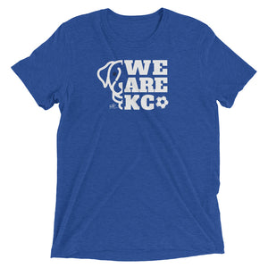 We are KC - Royal Blue