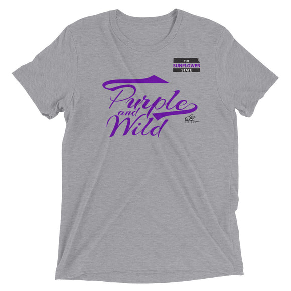 Purple and Wild - Crew