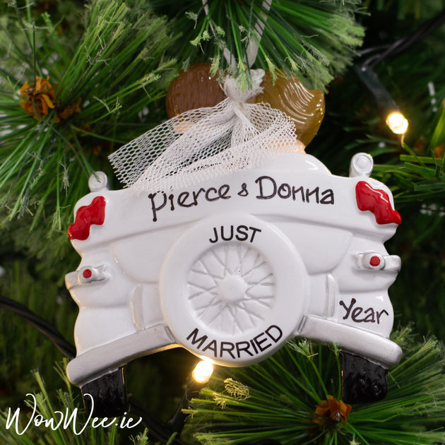 Unique Christmas Tree Ornament.Personalised Christmas Ornaments Personalised Christmas