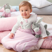 Personalised Sleeping Bag for Girls - Emmi Girl- 0-6 Months