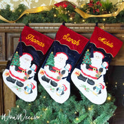 Personalised Christmas Stockings | Personalised Christmas Stockings Ireland | WowWee.ie