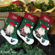 Personalised Christmas Stockings | Personalised Christmas Stockings Ireland | Christmas Stockings | WowWee.ie