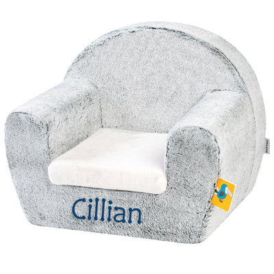 Personalised Chair for Little Men - Tim and Tilloo  IN STOCK
