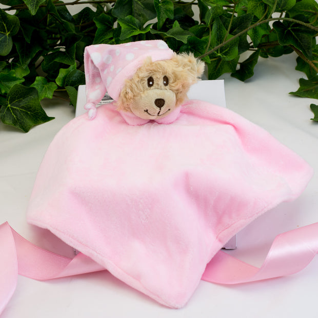 Personalised Teddy Bear - Bedtime Girl - WowWee.ie Personalised Gifts