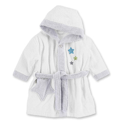 Personalised Bathrobe for Boys - Erik