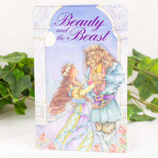 Personalised Book - Beauty and the Beast