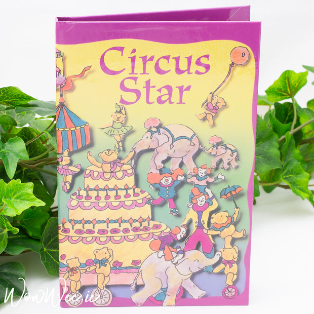Personalised Book - Circus Star