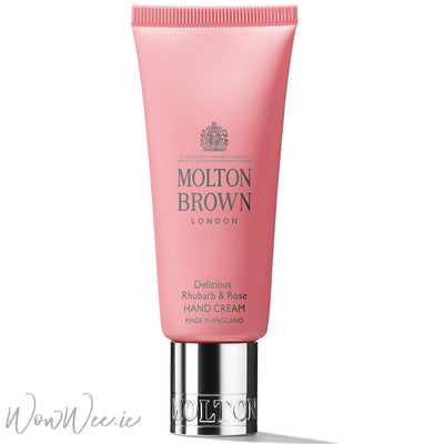 Molton Brown Hand Cream Rhubarb and Rose Fragrance