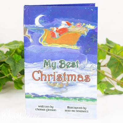 Personalised Children's Book - My Best Christmas