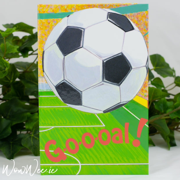 Personalised Book - Goal