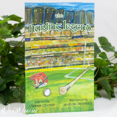 Personalised Book - The Hurling Legend